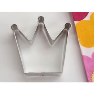 クッキー抜き型・王冠