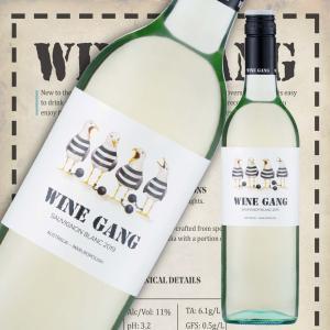ワーバーン ワインギャング ソーヴィニヨンブラン 2019 Wain Gang Sauvignon Blanc(オーストラリア産 白ワイン)|uluruweb