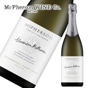 マクファーソン ファミリー スパークリング シャルドネ/ピノノアール(オーストラリア泡ワイン)750ml|uluruweb