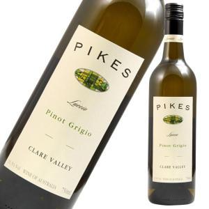 パイクス ルッチオ ピノグリージョ(PIKES Luccio PinotGrigio)「オーストラリアの白ワイン」750?|uluruweb