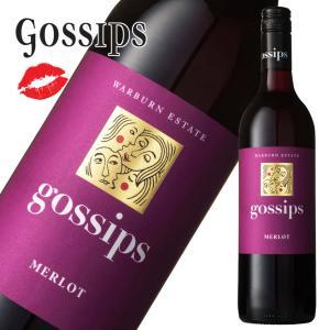 ゴシップス メルロー(オーストラリア赤ワイン750ml)|uluruweb
