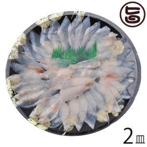 天然 カワハギの薄造り1〜2人前90g×2皿 島根県 新鮮 人気 希少  条件付き送料無料|umaimon-hunter