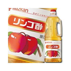 ミツカン リンゴ酢ハンディペット1.8L×2ケース(全12本)【送料無料】