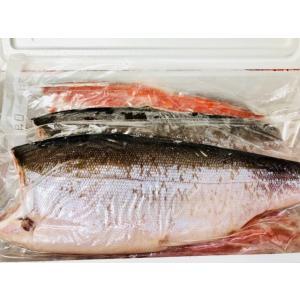 天然 紅鮭 ・甘塩鮭【業務用・8kg入り】お弁当・おにぎり・お茶漬け・ムニエルなどでお使いいただけます。|umaimono18