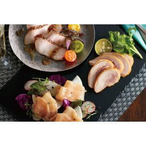 うまい村セレクト  華味鳥 味わい燻製セット 福岡県(冷凍)【C003】|umaimura