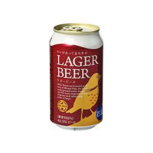 うまい村リカー DHCビール ラガービール 缶 350ml x24|umaimura