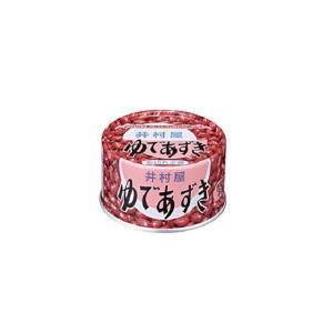 うまい村デイリー 井村屋 ゆであずき イージーオープン T2号缶 x24 umaimura