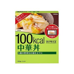 うまい村デイリー 大塚食品 マイサイズ 中華丼 150g x10|umaimura
