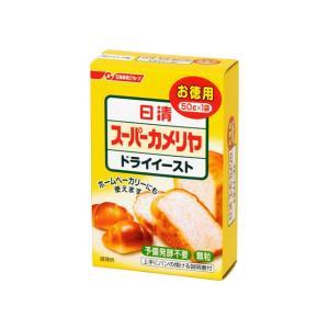 うまい村デイリー 日清フーズ スーパーカメリヤDイースト徳用 50g x6 umaimura