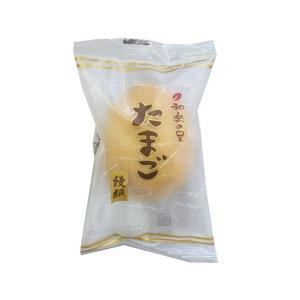 うまい村デイリー 米屋 和楽の里 たまご饅頭 1個 x6|umaimura