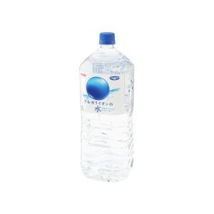 うまい村デイリー キリン アルカリイオンの水 ペット 2L x6|umaimura