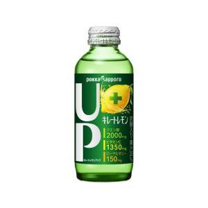 うまい村デイリー ポッカサッポロ キレートレモンアップ 瓶 155ml ×6|umaimura