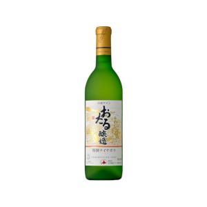 うまい村リカー 北海道ワイン おたる 特選 ナイアガラ 白 720ml x1|umaimura