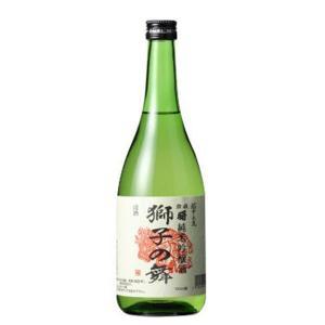 村の酒屋 曙 純米吟醸 獅子の舞  720ml|umaimura