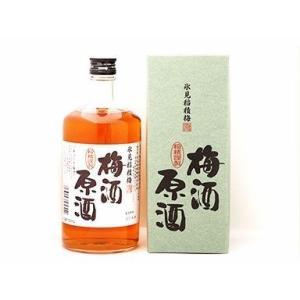 村の酒屋 氷見稲積 梅酒原酒 (箱入)720ml umaimura