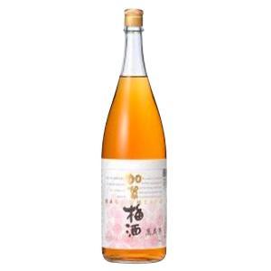 村の酒屋 萬歳楽 加賀梅酒  1800ml umaimura