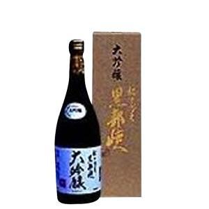 村の酒屋 黒部峡 大吟醸 720ml (箱入)720ml|umaimura