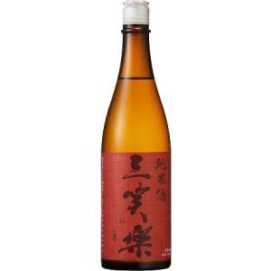 村の酒屋 三笑楽 純米酒 720ml|umaimura