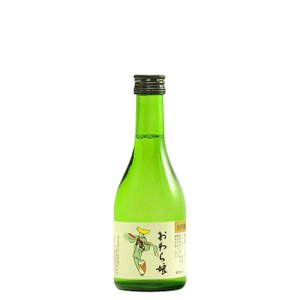 村の酒屋 玉旭 おわら娘 大吟醸 300ml (3本セット)|umaimura