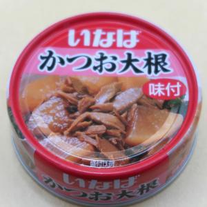 いなば食品 かつお大根味付 惣菜缶詰 100g|umairadotcom