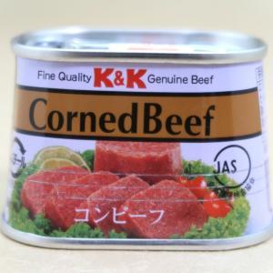 K&K 国分 コンビーフ 牛肉100% 100g 缶つま|umairadotcom