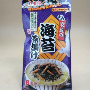 丸美屋 家族の海苔茶漬け 大袋 56g お茶漬けの素 のり味 8食分|umairadotcom