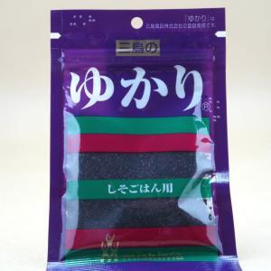 三島食品 ゆかり 26g 赤しそふりかけ|umairadotcom