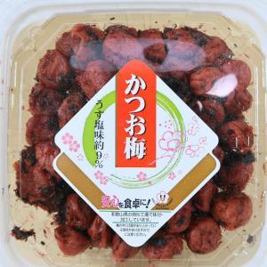 かつお梅お徳用 うす塩梅干 300g(紀の国食品)|umairadotcom