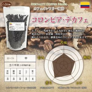 コロンビア デカフェ(カフェインフリー)コーヒー 200g|umakacoffee-store