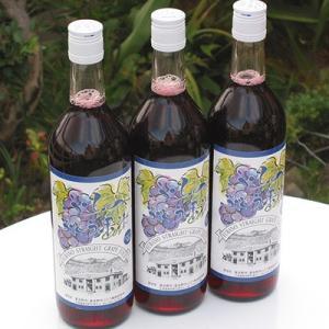 高級ぶどうジュース ストレート 3本 北海道 720ml 無添加 無着色 国産 送料無料 贈答品 お取り寄せ|umakore|02