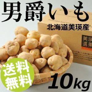 じゃがいも 10kg 男爵 馬鈴薯 北海道美瑛産 送料無料 贈答品 お取り寄せ|umakore