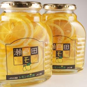 瀬戸田レモン はちみつ 470g 2瓶 広島産 送料無料 贈答品 お取り寄せ|umakore|05