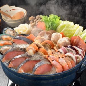 鍋セット 北海道 石狩鍋 A1728
