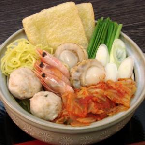 北海道 海鮮キムチ鍋セット