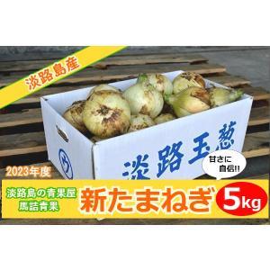 (送料無料)淡路島産 新たまねぎ5kg 甘さに自信!!ほんまもん淡路島より発送!!