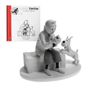 TINTIN タンタン ブックレット付フィギュア/クラブ|umd-tsutayabooks