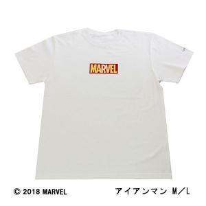 MARVEL マーベル ボックスロゴTシャツ         メーカー:パニカムトーキョー|umd-tsutayabooks