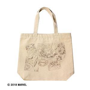 MARVEL マーベル オリジナルトートバッグ サノス   メーカー:パニカムトーキョー|umd-tsutayabooks