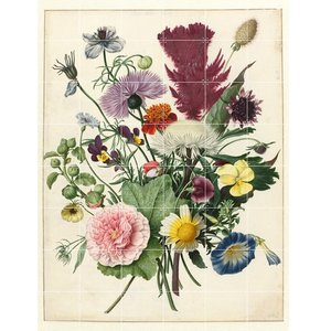 IXXI Bouquet of Flowers - small [80*100]|umd-tsutayabooks