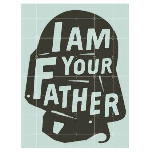 IXXI I am your father - small [60*80]|umd-tsutayabooks