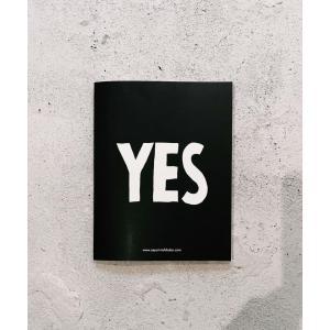 【ニシクボサユリ】ZINE YES|umd-tsutayabooks