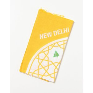 New Delhi 手ぬぐい | Traveler's Towel|umd-tsutayabooks