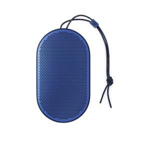 【正規取扱店】2年保証【B&O PLAY】 BeoPlay P2 / Royal Blue / bluetooth4.2対応ポータブルスピーカー / Bang&Olufsen|umd-tsutayabooks