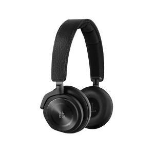 【展示品20%OFF】【正規取扱店】1年保証【B&O PLAY】BeoPlay H8 / Black / Bluetooth4.2対応 ANC対応 オンイヤーワイヤレスヘッドフォン / Bang&Olufsen|umd-tsutayabooks