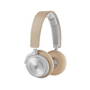 【展示品20%OFF】【正規取扱店】1年保証【B&O PLAY】BeoPlay H8 / Natural / Bluetooth4.2 ANC対応 オンイヤーワイヤレスヘッドフォン / Bang&Olufsen|umd-tsutayabooks