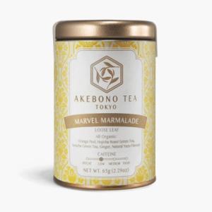 【AKEBONO TEA TOKYO】マーベル マーマレード|umd-tsutayabooks