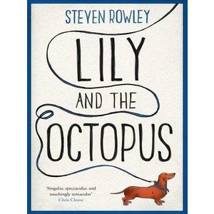 LILY AND THE OCTOPUS  by Steven Rowley|umd-tsutayabooks