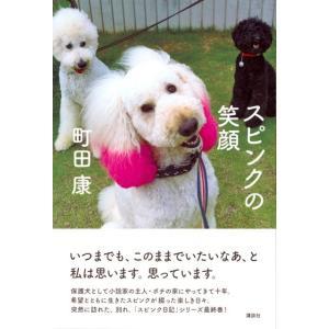 スピンクの笑顔 著:町田康 講談社 umd-tsutayabooks