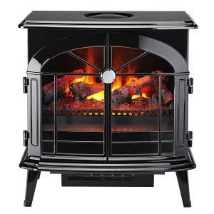 ディンプレックス DIMPLEX バーゲイト Burgate 電気暖炉 ブラック|umd-tsutayabooks