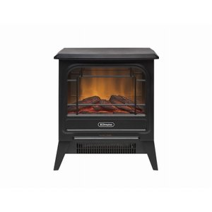 ディンプレックス DIMPLEX マイクロストーブ Micro Stove 電気暖炉 ブラック|umd-tsutayabooks
